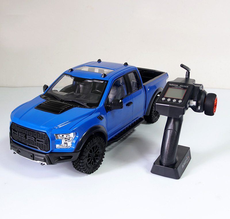 1 10 Desert Runner Rtr Scale Truck W Hero Hard Body Set Pick Up Aliexpress