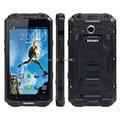 Новое Прибытие Открытие V9 Quad Core IP68 Водонепроницаемый Прочный Смартфон 5.5 Дюймов 8.0MP Задняя Камера WI-FI GPS