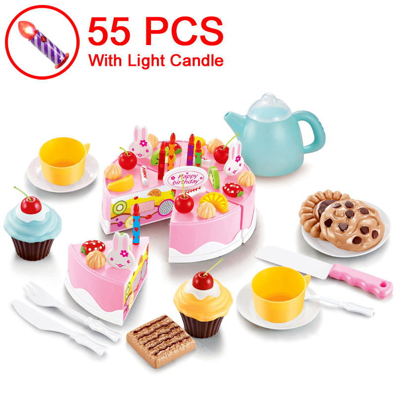 55 Pink Has Candle T