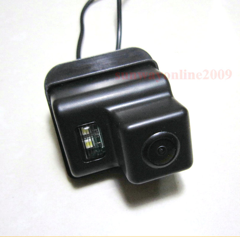 Free Shipping SONY CCD Car Rear View Mirror Image CAMERA for MAZDA 3 MAZDA 6 MAZDA