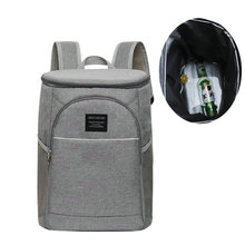 Outdoor Picnic Bag Camping Cooler Backpack Insulated Waterproof Food For Travel Lunch Box Ice Pack Beer