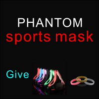 Hot Sale Men Women Phantom Good Quality Training Sport Fitness Mask2 0 Good Quality EVA Package