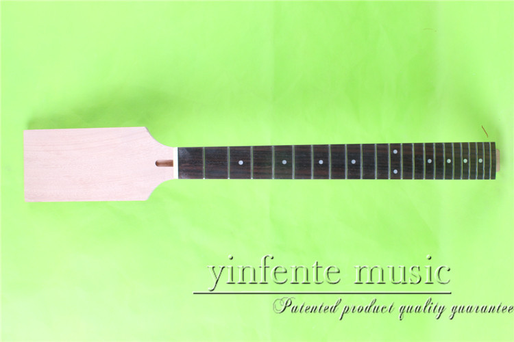 0049#    24.75   Electric guitar neck   Bolt on  rosewood     fingerboard fine quality  22  fret 0049 24 75 electric guitar neck bolt on rosewood fingerboard fine quality 22 fret