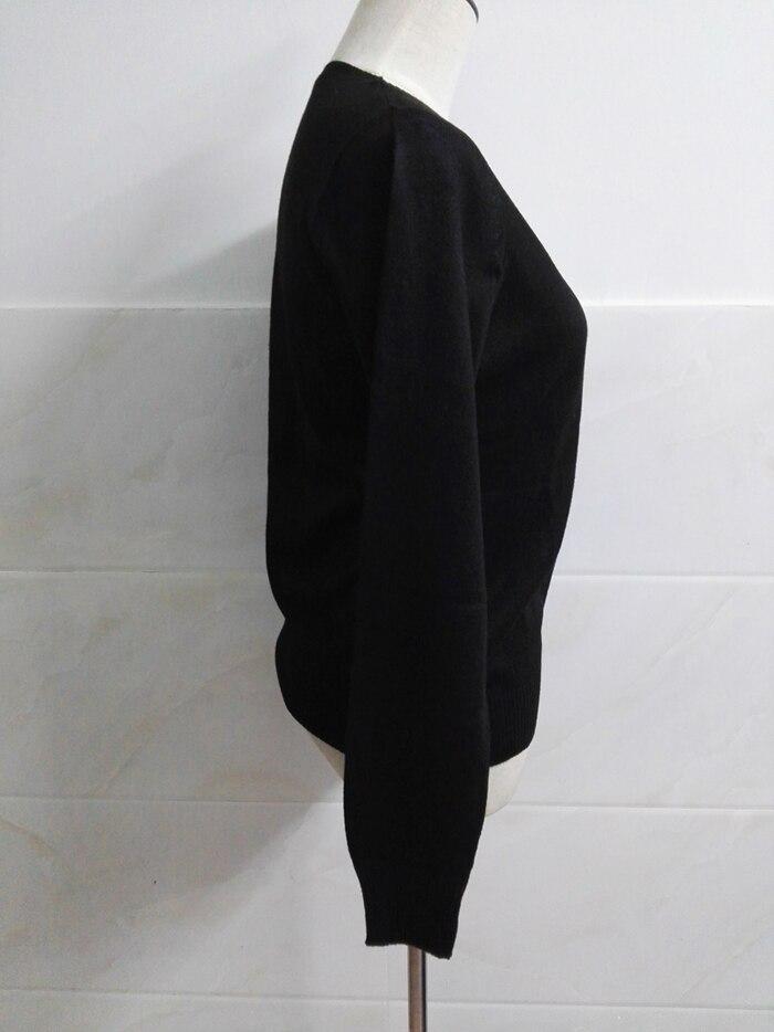 v neck sweater women 81