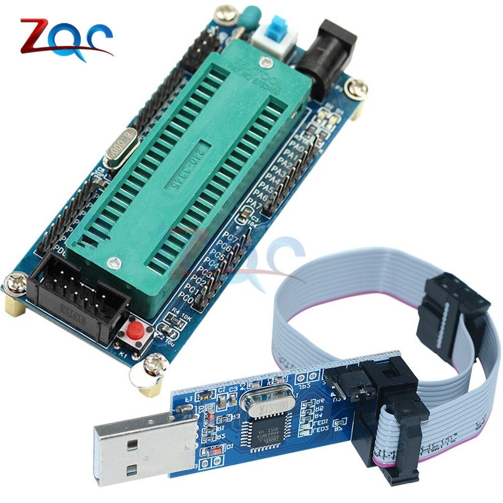 Uno R3 Diy Module Atmega328p Programmer Development Board Built In Usbasp Usb For Atmel Avr Controllers Nexuscyber Atmega16 Atmega32 Isp