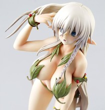 Queens Blade Alleyne Sexy Anime Naked Girl Figure Brinquedos Collectible Sex Toy Fighter 23cm Action Figures