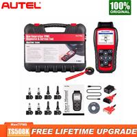 Autel TS508K TPMS Diagnostic Tool TPMS Sensor Check TPMS System Health Condition, Program MX sensors and Conduct TPMS Relearn