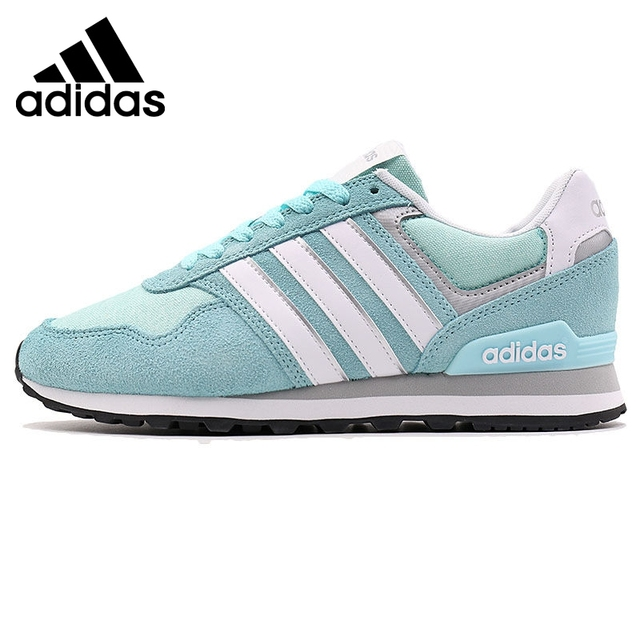 Original New Arrival 2017 Adidas Adidas NEO Label 10K Women's Skateboarding Shoes  Sneakers