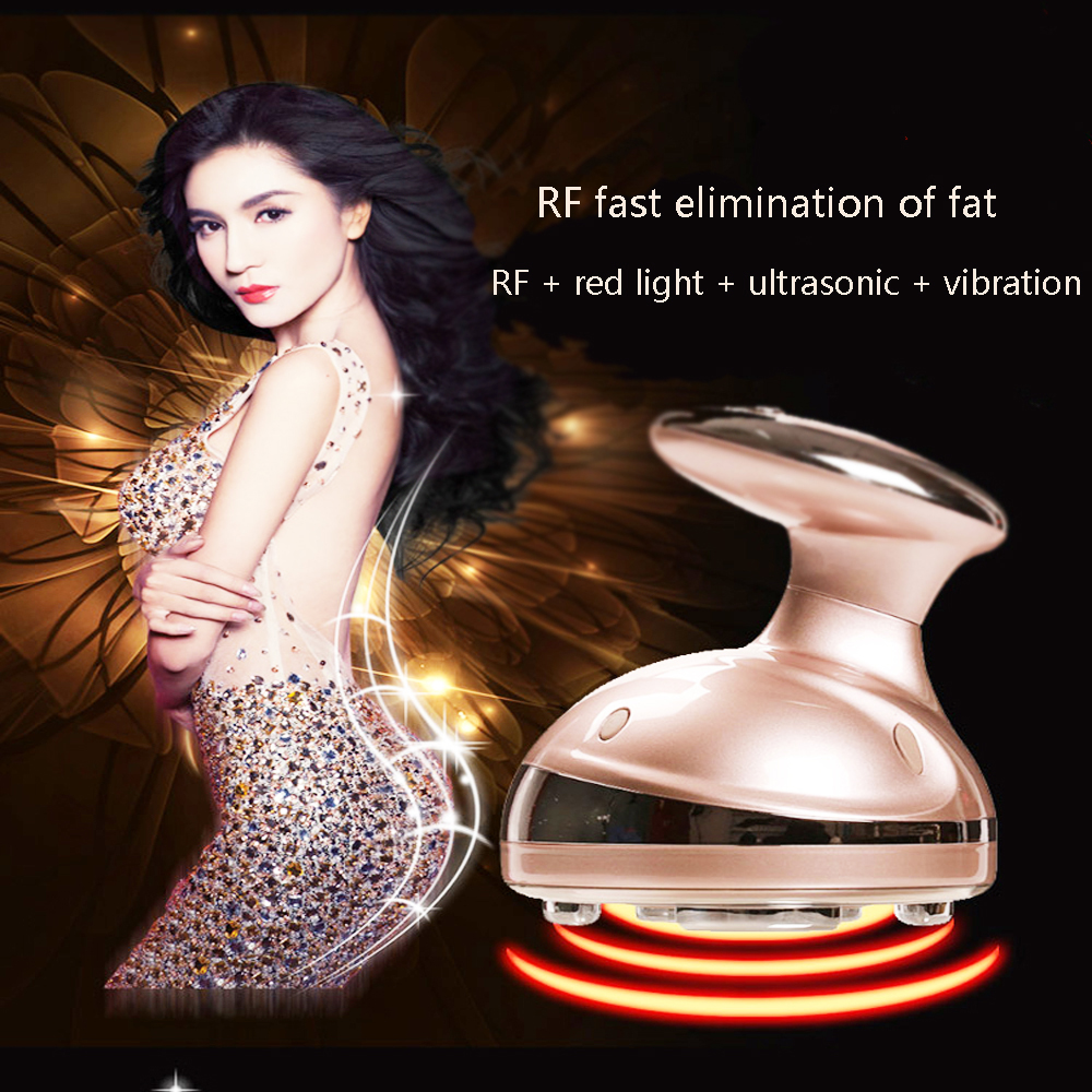 Ultrasonic Facial Body Slimming Massager RF Cavitation Therapy Fat Removal Burner LED Photon Skin Rejuvenation for Weight LossUltrasonic Facial Body Slimming Massager RF Cavitation Therapy Fat Removal Burner LED Photon Skin Rejuvenation for Weight Loss