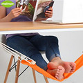 Wholesale 40pcs/lot Vintage FUUT Desk Feet Hammock Mini Foadable Hammock for Relaxing Foot Under Desk