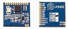100PCS LOT 1000m si4432 spi wireless rf module