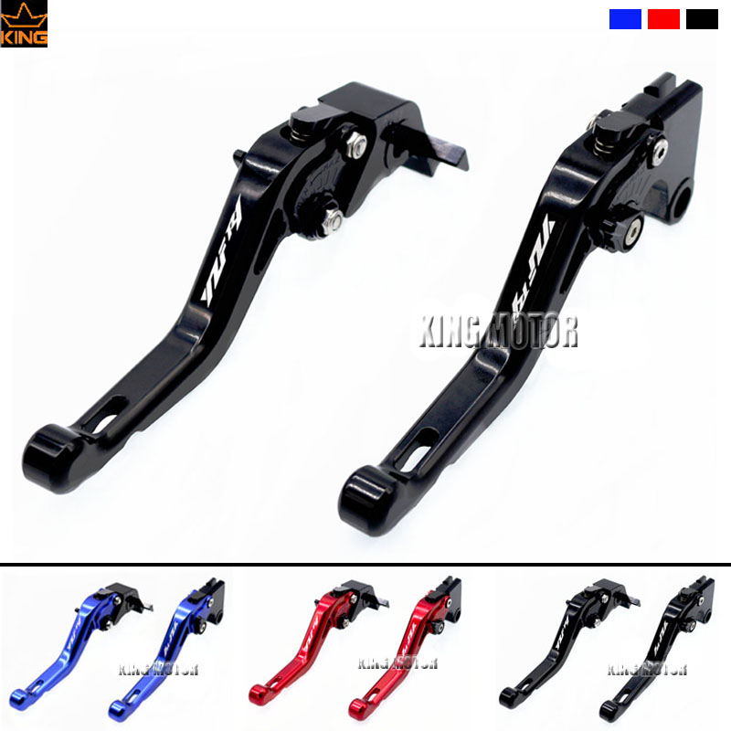 Hot Sale Motorcycle Accessories CNC Aluminum Short Brake Clutch Levers Black For YAMAHA YZF R6 YZF-R6 2006-2014