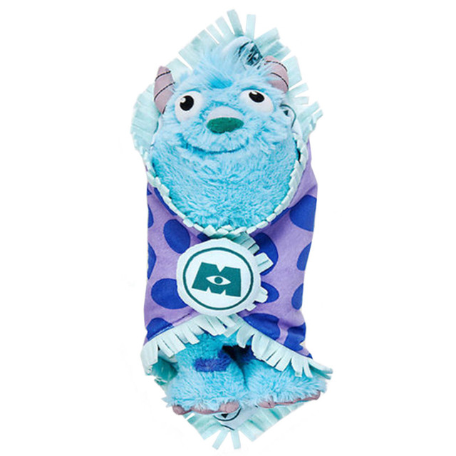 8b5cacdf29b Monsters University Babies Sulley Sullivan Plush with Blanket Towel 25CM  10   Cute Stuffed Animals Baby Kids Toys for Children