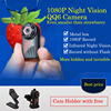 HD Full 1080P Secret Gizli Mini Camera Pinhole Versteckte Kamera Micro Cam Espia Fio Smallest Webcam