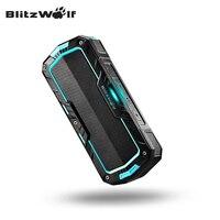 BlitzWolf BW-F3 IP65 2*5 W Mini Su Geçirmez Açık Spor El Ücretsiz Kablosuz Bluetooth Taşınabilir Hoparlör Audio Player Için cep telefonu