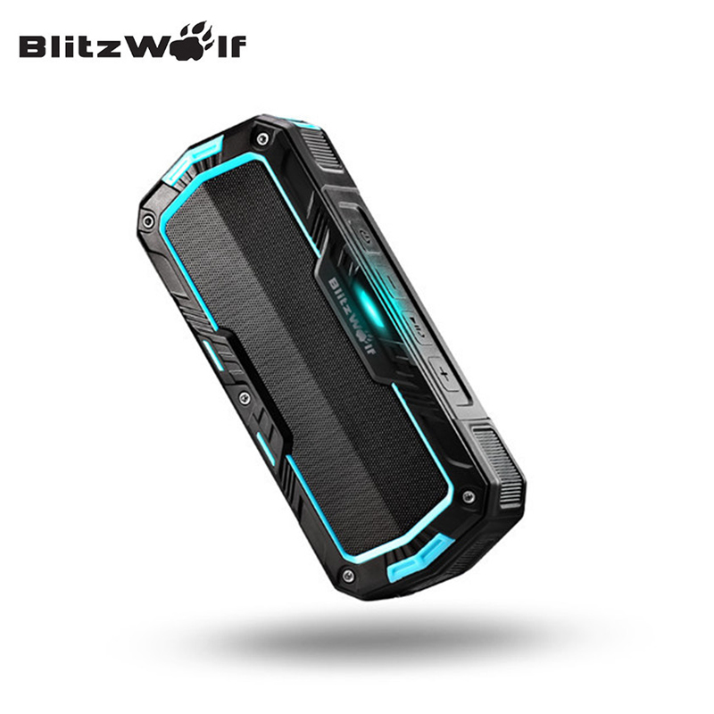 BlitzWolf BW-F3 IP65 2*5W Mini Waterproof Outdoor Sport Hands