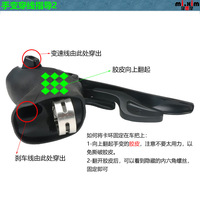 2 * 7 3 * 7 Speed Shifters Double Chain Derailleur Gear Shift Road Bike Derailleur Compatible for Shimano Cheap Derailleurs DH