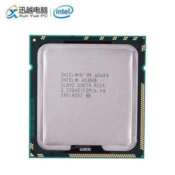 インテル Xeon W3680 デスクトッププロセッサ 6 コア 3.33GHz L3 キャッシュ 12 メガバイト LGA 1366 SLBV2 3680 サーバー使用 CPU - DISCOUNT ITEM  30% OFF パソコン & オフィス