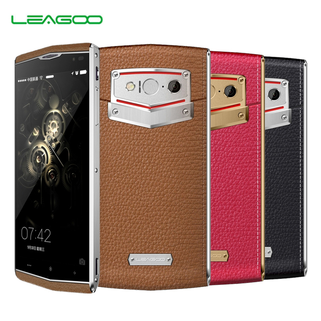 Leagoo V1 Smartphone 5'' 1280x720 HD MTK6753 8 Core Android 5.1 3GB RAM 16GB ROM 13MP 4G LTE Fingerprint 128GB External Memory