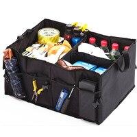 Car trunk foldable Organizer Auto Storage Box For bmw x5 e53 honda jazz bmw e90 Citroen c5 shoal octavia a5 ford fiesta opel