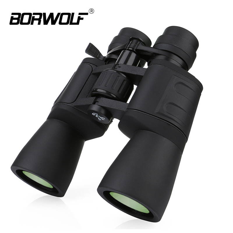 Borwolf 10-180X90 High Magnification HD Professional Zoom powerful Binoculars Light night vision for hunting telescope monocular 60mm 15x magnification hd telescope w glimmer night vision black