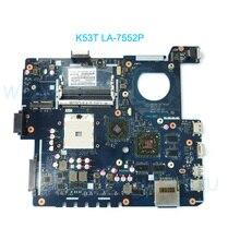 K53T материнская плата для ASUS K53TA k53tk X53T K53T материнская плата для ноутбука QBL60 LA-7552P 100% тестирование и работает хорошо
