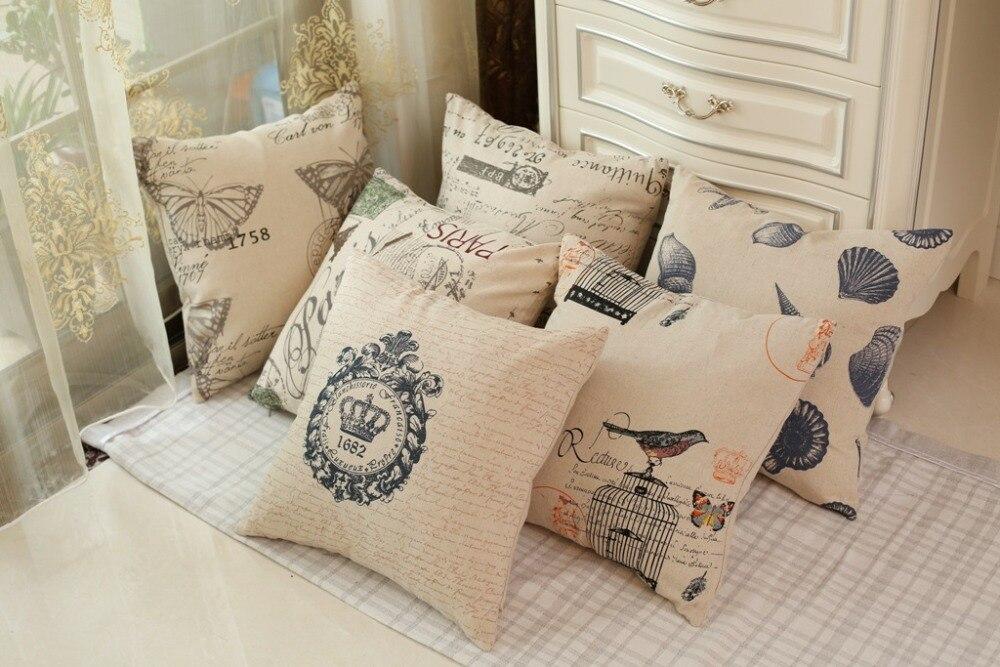 ③Coussin capa de almofadas almohada decorativos cojines Home