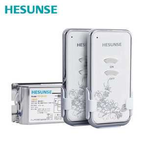 Free shipping HS-QA161 1302W 2N1 1Ch RF Wireless Remote Switch suitable for 220V and 110V