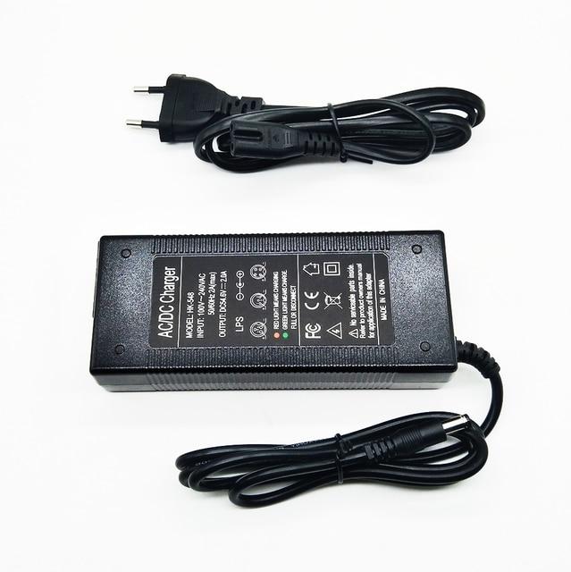 48 V 2A ladegerät 13 serie lithium-batterie-ladegerät 54,6 V 2 konstantdruckkonstantstrom strom und ist voll von auto-Stop