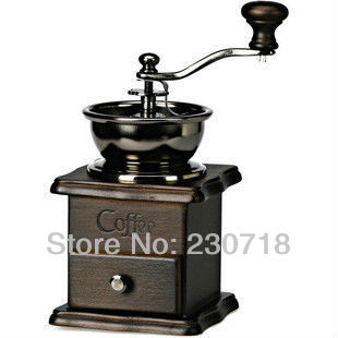 EQUATOR  Manual Coffee Grinder hand coffee grinder Household grinder can adjusted