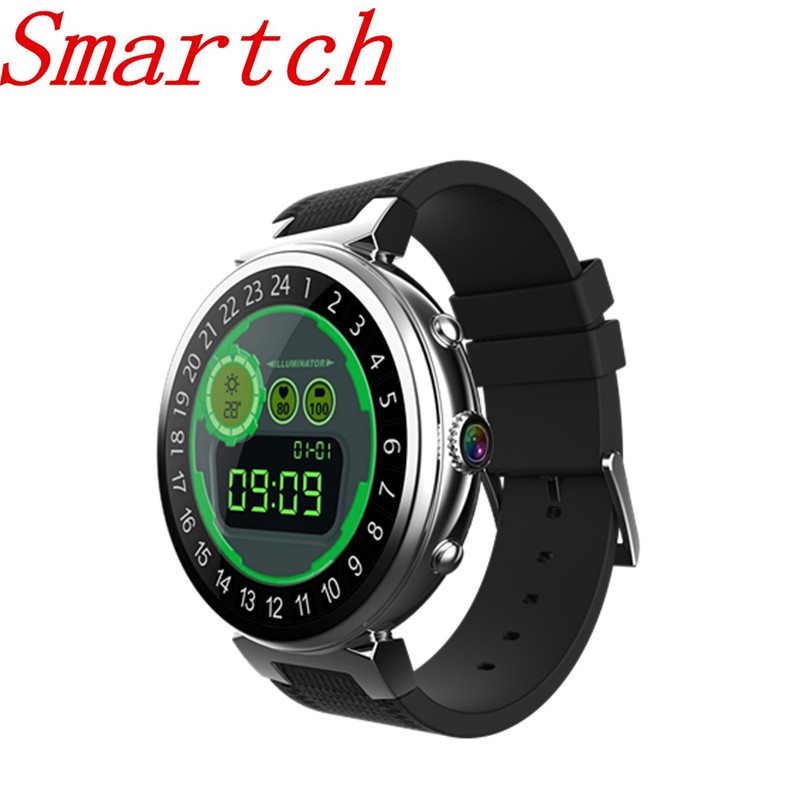 Smartch I6 Smart Watch Ram 2GB/Rom 16GB New MTK6580 Wearable Devices Bluetooth Smartwatch Phone Android 5.1 3G Smartwatch for IO цена
