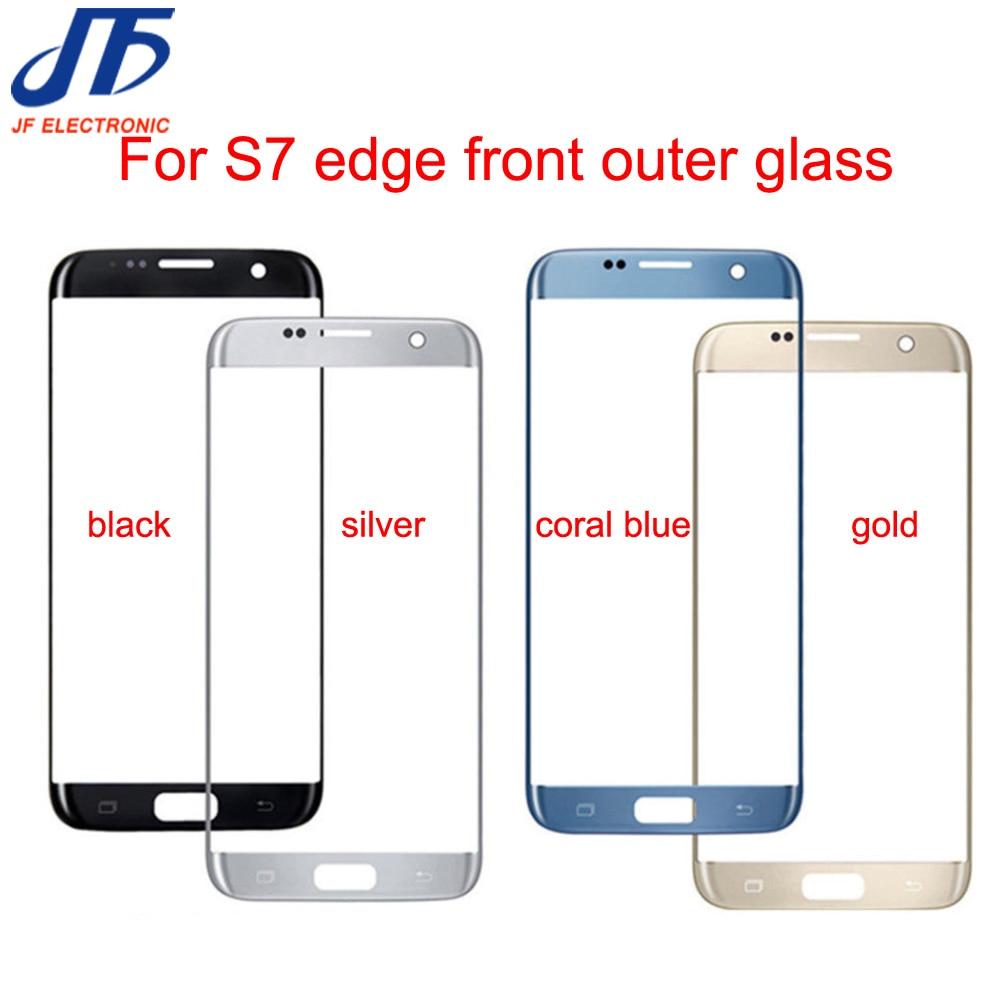 "10pcs LCD หน้าจอสัมผัสสำหรับ Samsung Galaxy S7 Edge G935 G935T G935F 5.5 ""ด้านหน้ากระจกด้านนอกเลนส์-ใน หน้าจอสัมผัสโทรศัพท์มือถือ จาก โทรศัพท์มือถือและการสื่อสารระยะไกล บน AliExpress - 11.11_สิบเอ็ด สิบเอ็ดวันคนโสด 1"