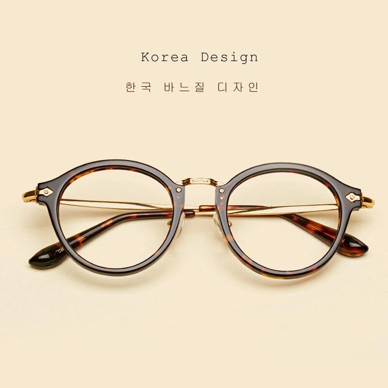 LIYUE Vroča prodaja Ovalna očala z jasnimi lečami Modni Retro - Oblačilni dodatki - Fotografija 2