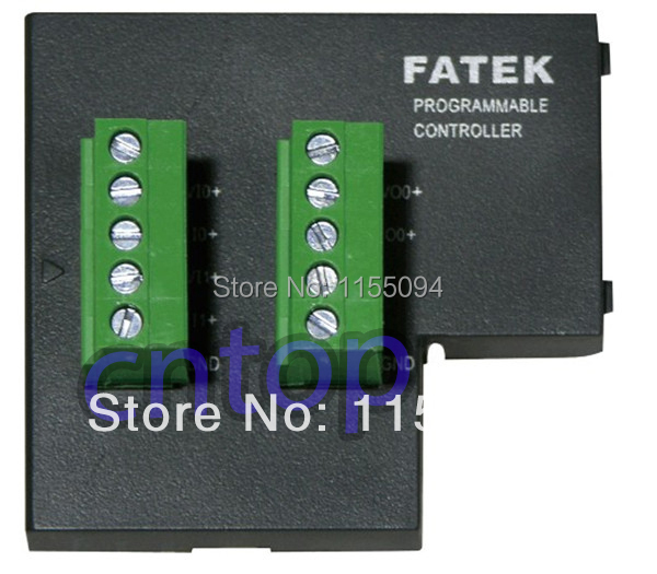 FBs-B2A1D Fatek PLC 24VDC 2 AI 1 AO Expansion board Module New in box new and original fbs cb2 fbs cb5 fatek communication board