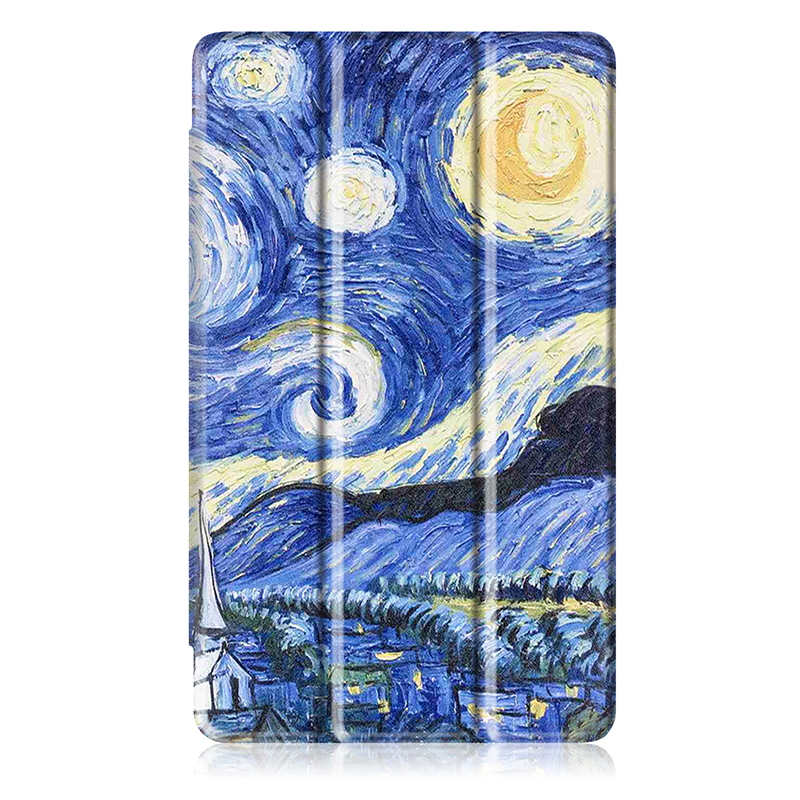 цены  Luxury Print PU Leather Case for Lenovo Tab 3 8 Plus 8inch Tablet Stand Protective Cover for Lenovo P8 TB-8703F (Tab3 8 Plus)