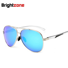 Polarized Light Sunglasses Aluminum Magnesium Alloy Man Polarized Light Sun Glasses Sunglasses Sunglasses oculos de sol gafas
