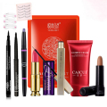 Makeup Set 11pcs Eyeliner+Eye Shadow Pen+Lipstick+Mascara Growth Liquid+Eye Brow+Concealer Foundation Cream+BB Cream+Face Mask