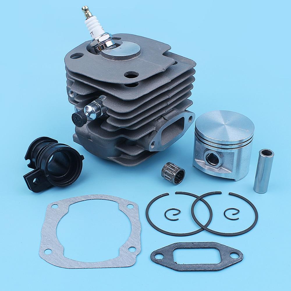 Cylinder Piston Kit For 371XP 372XP Jonsered 2171 CS2063 CS2065 CS2071 CS2163 CS2165 CS2171 375K Chainsaw 50mm