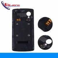 Liujiang New For LG For Nexus 5 D820 D821 Battery Cover Rear Door Housing D821 Battery