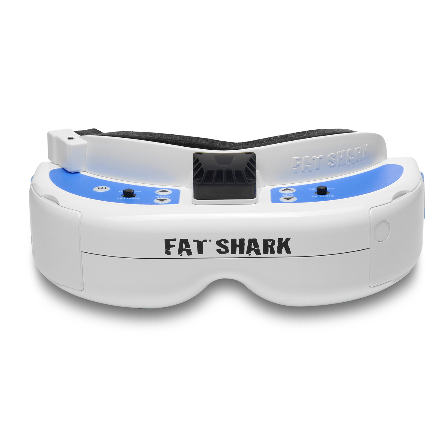 цена на Fatshark Dominator DOM V3 FPV Video Goggles Video Glasses WVGA 720p HDMI 800X480 DVR