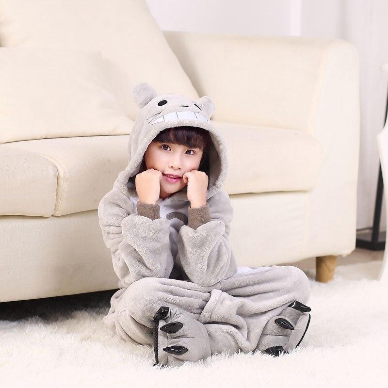 ponto unicórnio pijamas para meninos meninas inverno