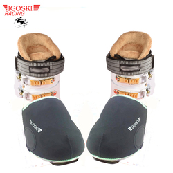 IGOSKI Ski et snowboard imperméable chaussures chaudes couvre bottes de neige couvre protecteur