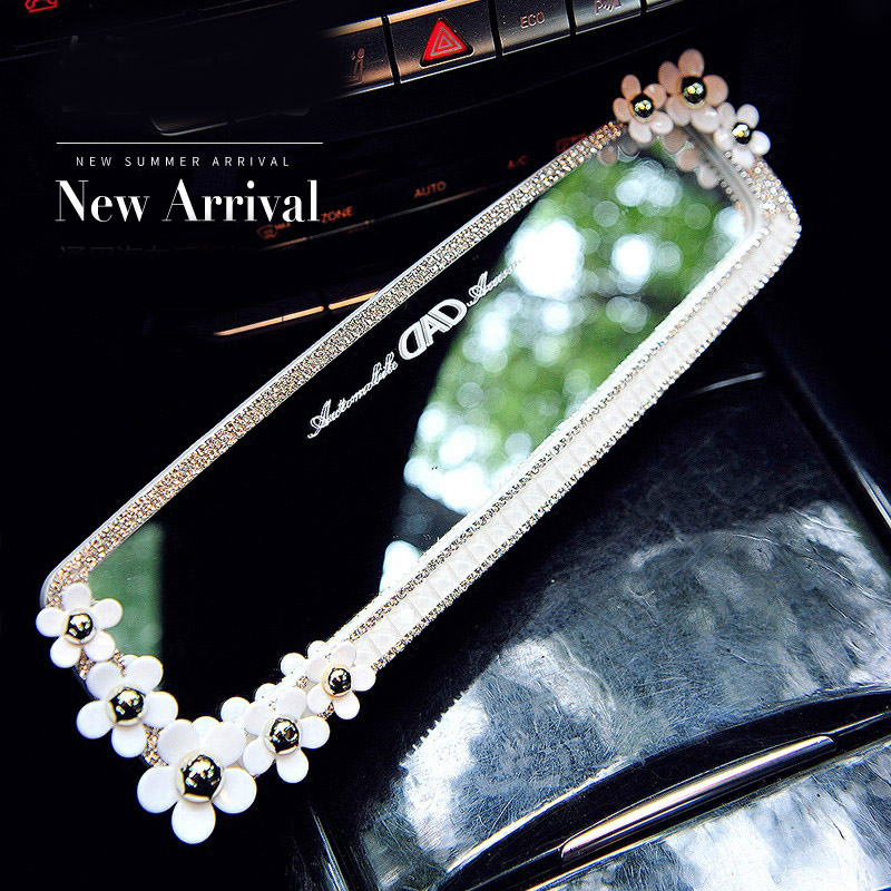 Diamond-Flower-Rear-View-Mirror-Universal-Wide-Angle-Rear-View-Mirror-Crystal-Car-Interior-Mirrors-7