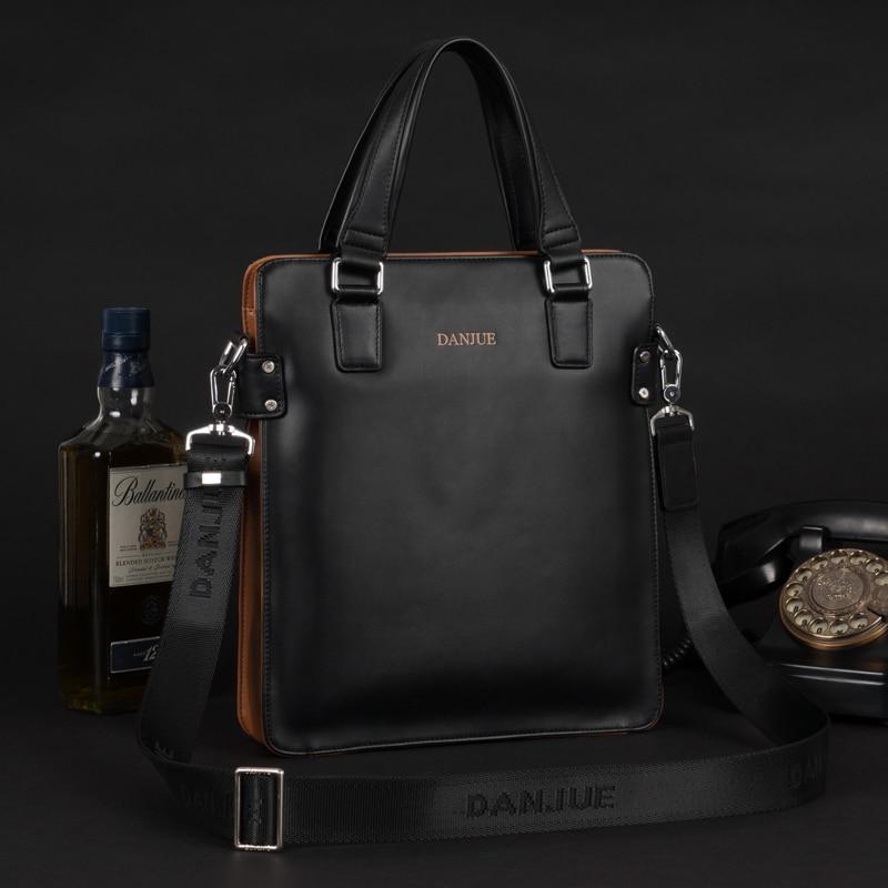 Bolsas de luxo bolsas femininas designer marca alta qualidade couro genuíno crossbody cinta balde sacos estilo retro do vintage sacola - 5