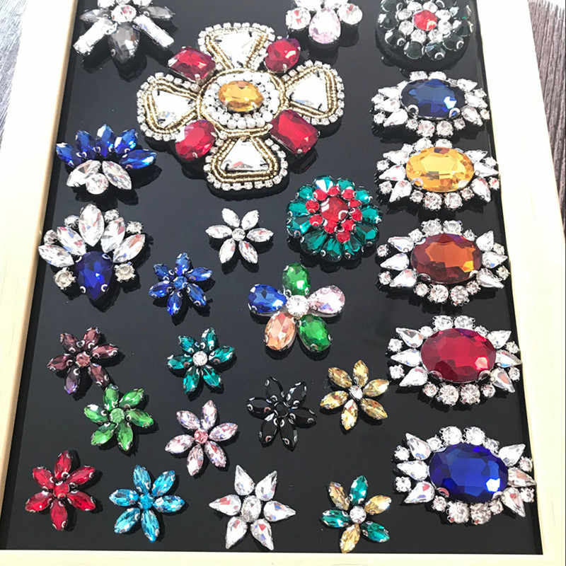 Detail Feedback Questions about 1 PIECE Beads Cross Patch for ... 2a1b2e4a629d