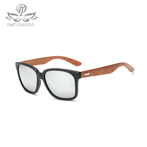 Image 3 - Fashion Wooden Men Women Sunglasses Summer Classic Bamboo Sunglasses Brand Designer Original Frame Handmade Sun Glasses  1519