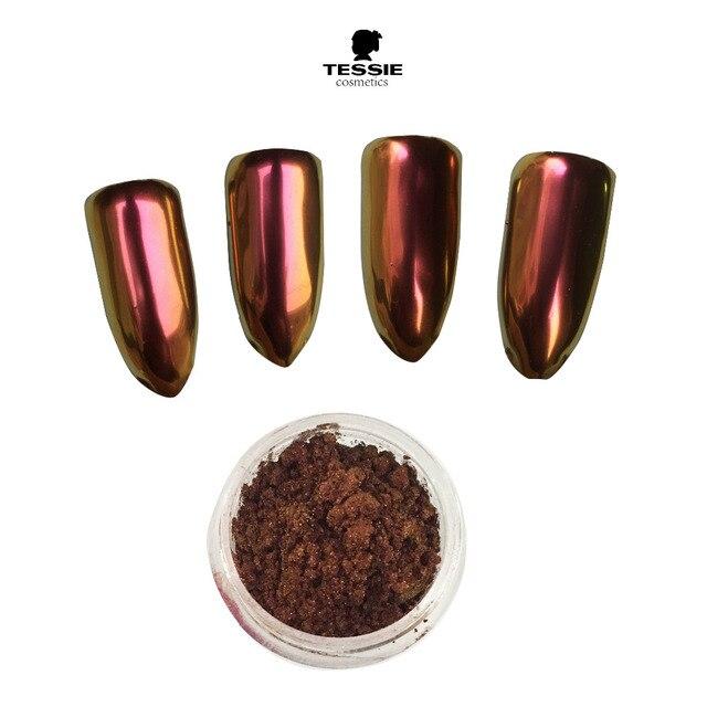 Ultra Chrome Polvos de maquillaje Chameleon nail pigmento Chameleon ...