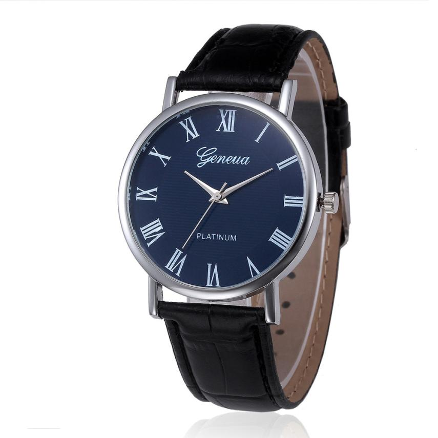 Relogio Masculino Watces Mens Retro Design Leather Band Analog Alloy Quartz Wrist Watch Reloj Hombres Dropshipping Gift August4 luxury brand men watches retro design leather band analog alloy quartz round wrist watch creative mens clock reloj hombre july31