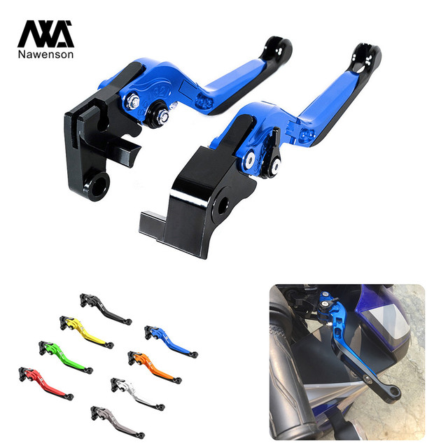 For Honda CBR1000RR/Fireblade/SP 2008 2018 CBR600RR 2007 2017 Brake Clutch Handles Foldable Extendable Motorcycle CNC Levers|Levers, Ropes & Cables|   -