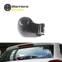 7M3955435 01C For Volkswagen VW Polo Caddy Golf Passat Touran 2003 2004 2005 For Skoda Octavia Rear Window Wiper Arm Cover Cap durable automotive rear windscreen wiper for vw mk5 caddy golf passat touran essuie glace pac auto replacement parts